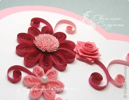 Открытка - валентинка фото 2