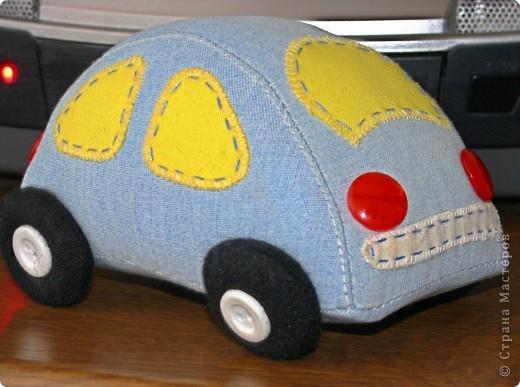 Автомобиль неизвестной марки :)) фото 1