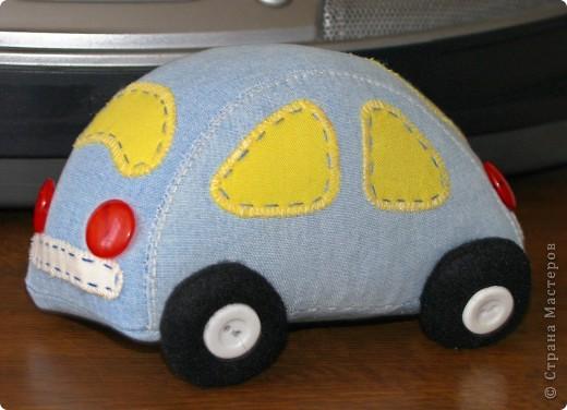Автомобиль неизвестной марки :)) фото 2