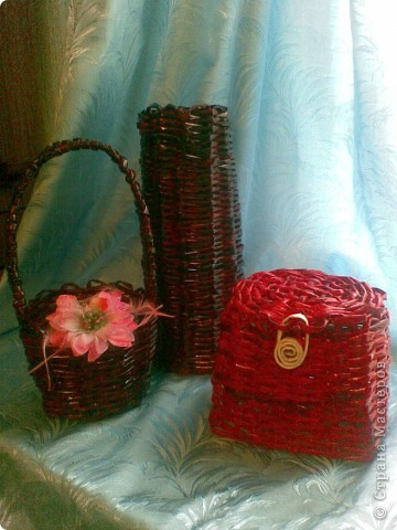 корзинка,ваза,сундучок фото 1