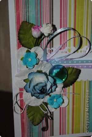 открытка ко Дню Рождения девушки фото 2
