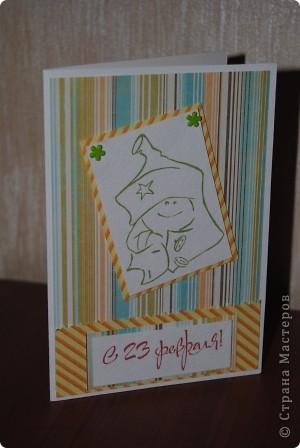открытка для женщины-военнослужащей фото 8
