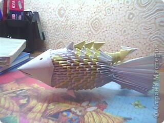 Скверная рыбка фото 1