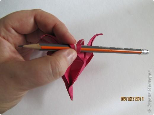 Здравствуйте дорогие мастера и мастерицы наконец-то я выложу МК по гиацинту. фото 31