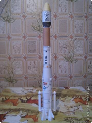 Ракета-носитель Ariane 3