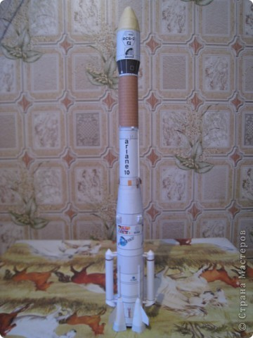 Ракета-носитель Ariane 3 фото 1