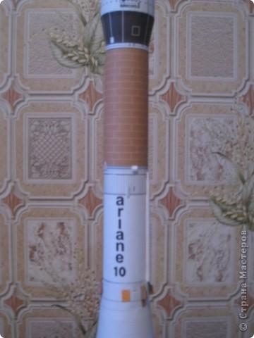 Ракета-носитель Ariane 3 фото 2
