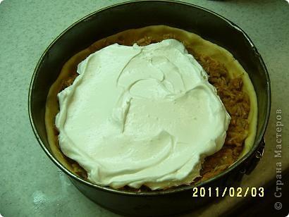Я нашла рецепт яблочного пирога на просторах интернета, но приготовила я его сама. фото 4
