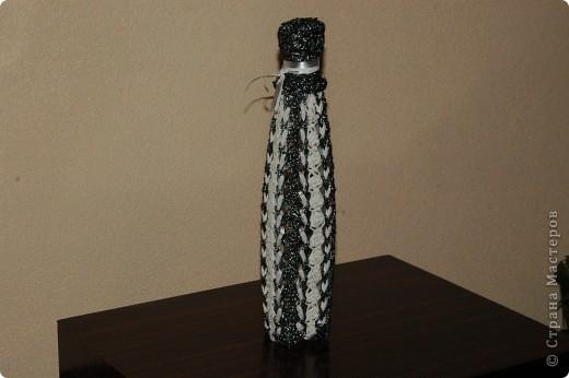Вязание крючком на вилке. фото 1