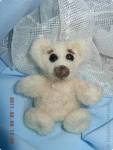 Мишутка-малышка фото 1