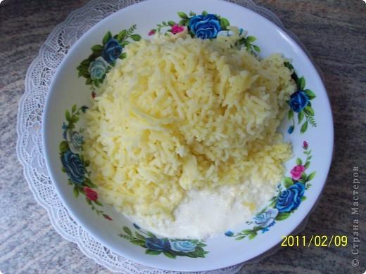 Рулеты с перепелиными яйцами и картофельное пюре. фото 2