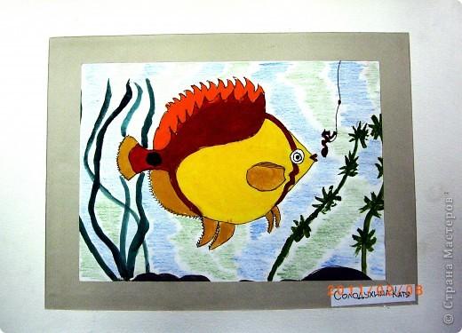 """""""Пришел невод с одною рыбкой..."""" фото 4"""