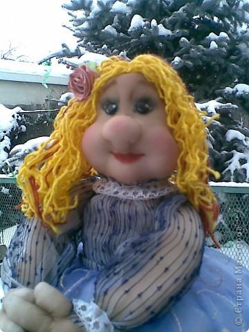 Моя первая кукляшечка фото 2