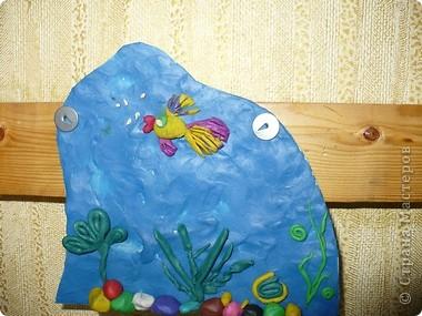 Пластилиновый подводный мир  фото 5