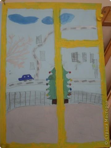 Зимние окна. фото 2