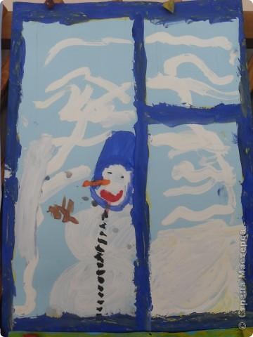 Зимние окна. фото 4