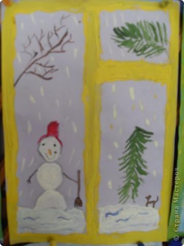 Зимние окна. фото 8