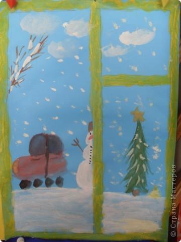 Зимние окна. фото 9