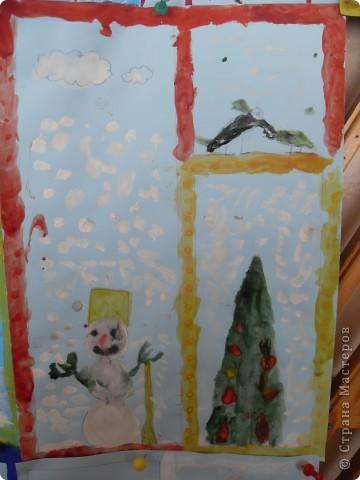 Зимние окна. фото 10