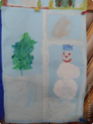 Зимние окна. фото 11