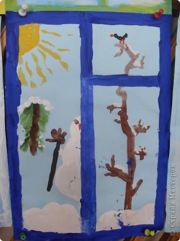 Зимние окна. фото 12