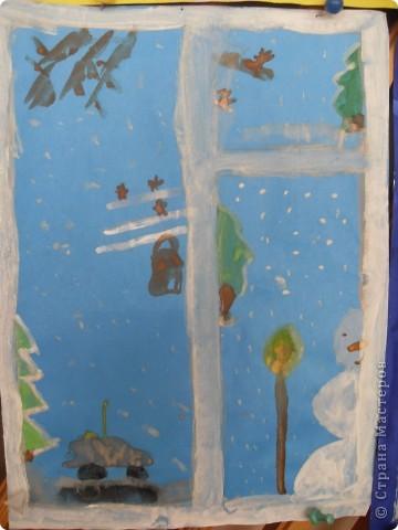 Зимние окна. фото 13