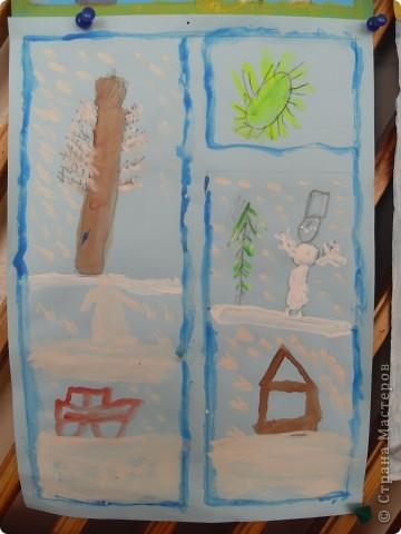 Зимние окна. фото 14