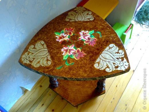 Реанимированный столик фото 1
