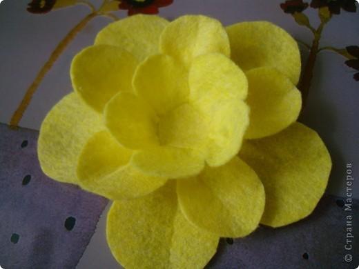 Хочу предложить еще два варианта поделок из салфеток для уборки. Впереди праздники , и может быть такой цветок и бабочка пригодятся для изготовления подарочков вместе с детьми. фото 7