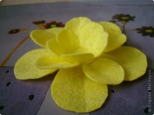 Хочу предложить еще два варианта поделок из салфеток для уборки. Впереди праздники , и может быть такой цветок и бабочка пригодятся для изготовления подарочков вместе с детьми. фото 8