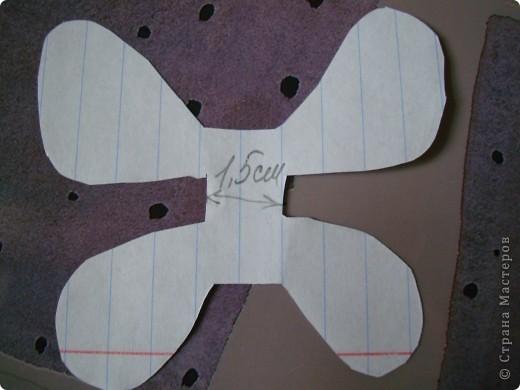 Хочу предложить еще два варианта поделок из салфеток для уборки. Впереди праздники , и может быть такой цветок и бабочка пригодятся для изготовления подарочков вместе с детьми. фото 12