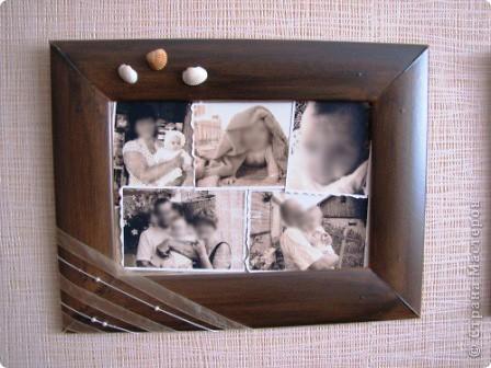 Рамки для фото из ничего фото 3
