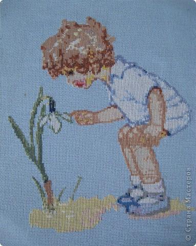 Вышивка крестом фото 5