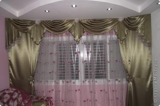 мои первые шторы фото 1