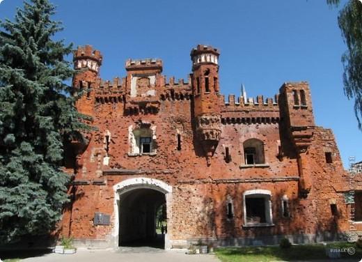 Брестская крепость фото 4