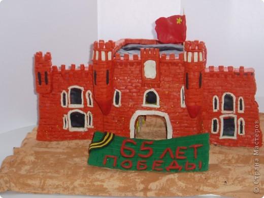 Брестская крепость фото 1