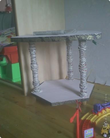 Реанимированный столик фото 2