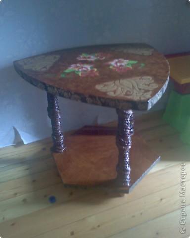 Реанимированный столик фото 3