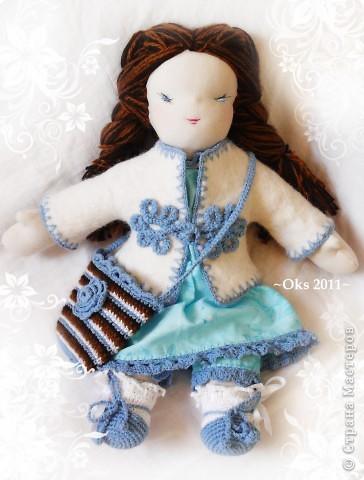 Вальдорфская кукла Ириша фото 1