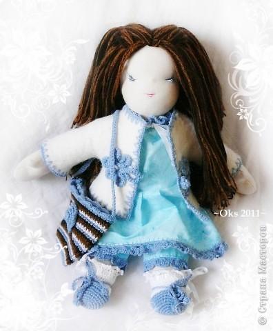 Вальдорфская кукла Ириша фото 2