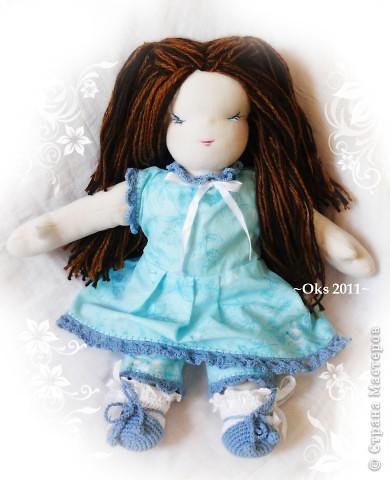 Вальдорфская кукла Ириша фото 3