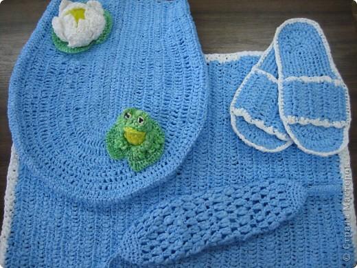 Спасибо Стране мастеров! Мы добавили к тапочкам шляпку. фото 6