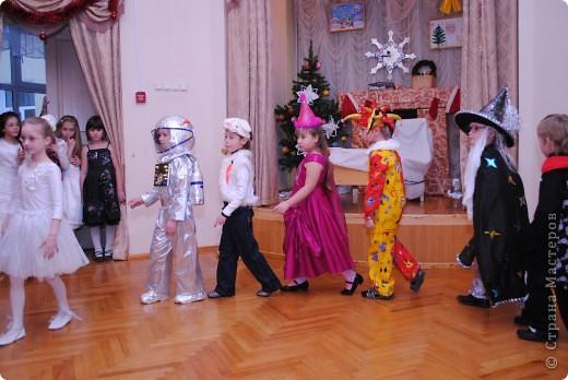 На новый год сын пожелал быть космонавтом :)) Вот что у меня получилось... фото 13