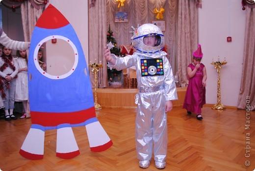 На новый год сын пожелал быть космонавтом :)) Вот что у меня получилось... фото 14