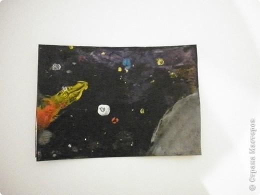 Кометы и что-то непонятное)))