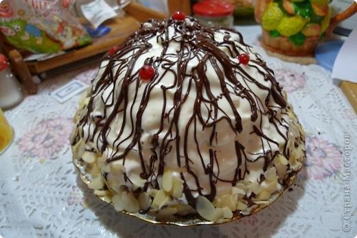 """Делала этот экспресс-тортик мужу на день Рождения! Очень вкусно получилось!!! Теперь частенько делаю мини """"Панчо"""", если, например, идем в гости :)))"""