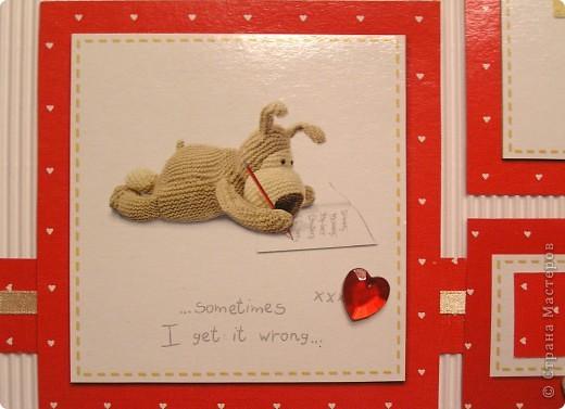 Моя валентинка для всех жителей Страны Мастеров с пожеланиями любви, домашнего тепла и творческих идей. фото 6