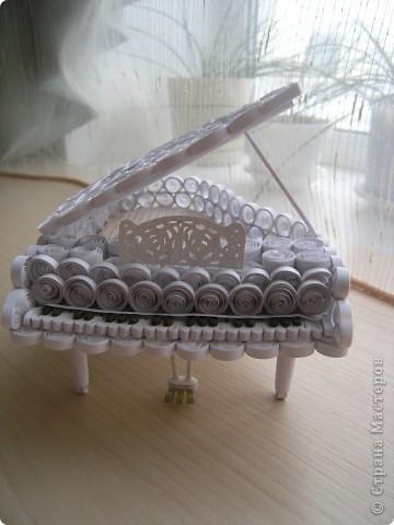 Подарок пианисту. Рояль. фото 3
