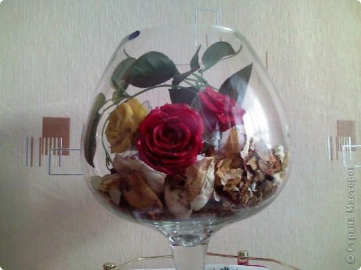 Эти розы выполнены из холодного фарфора в первый раз! фото 1