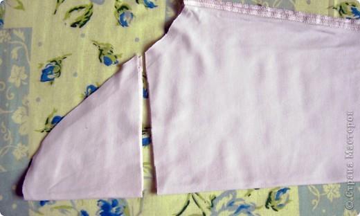 Штанишки из футболки фото 3